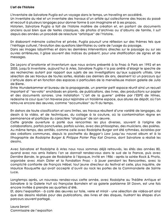 CP Salvatore Puglia 6-2