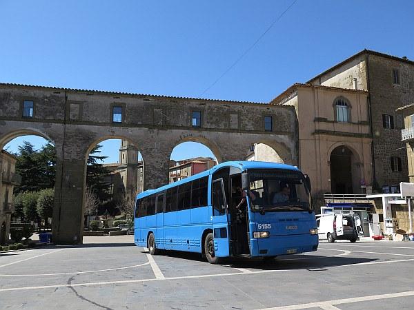 19 autobus per Viterbo