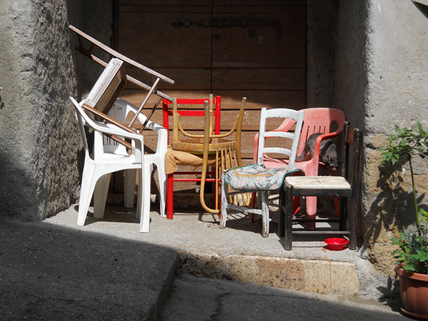 20 le sedie delle Trusche