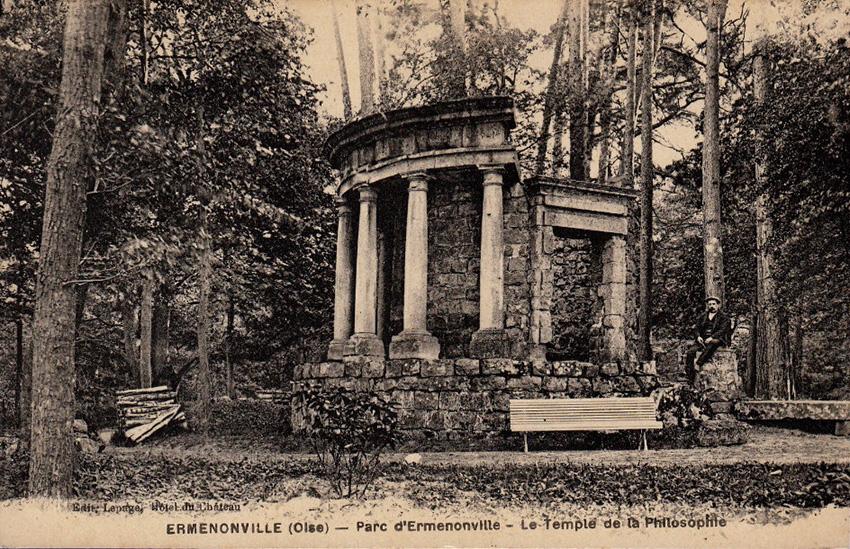10a Ermenonville_temple